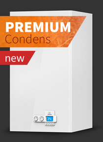 The most advanced series of condensing boilers